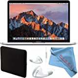 "ThePixelConnection Apple 13.3"" MacBook Pro (Silver) 256GB SSD #MPXX2LL/A + More Bundle"