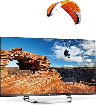 Lg 55Lm760S - Televisión LCD de 55 Pulgadas HD Ready (800 Hz) Color Negro: Amazon.es: Electrónica
