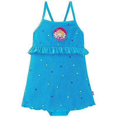 Schiesser Aqua Prinzessin Lillifee Badeanzug, Maillot de Bain Fille
