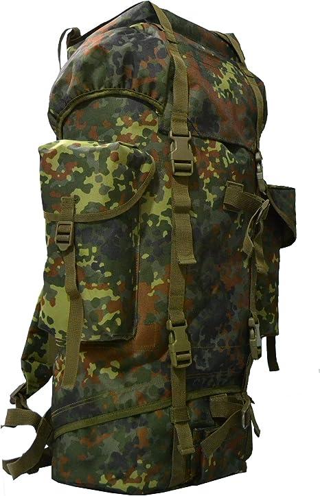 Rucksack Mountain BW Bundeswehr Wander Trekking Army US Pack Outdoor Oliv grün