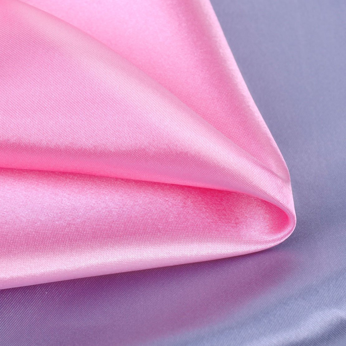 26 Pack Men's Silk Pocket Square Handkerchief Hanky Wedding Party Gift ciciTree by ciciTree (Image #2)