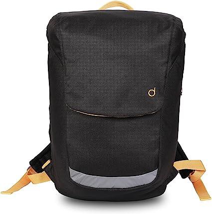 Durban Laptop Backpack Waterproof Polyester 15 Inch Laptop Notebook Black Amazon Ca Electronics