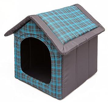 N hobbydog budnkr16 R1 para perros Gato Cueva Perros Gato cama Perros Casa Dormir Espacio para perros perro casa Caseta: Amazon.es: Productos para mascotas