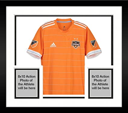 quality design 5f70c 1ca84 Framed Boniek Garcia Houston Dynamo Autographed Match-Used ...