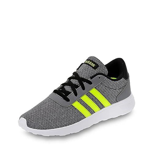Adidas Lite Racer K amazon-shoes neri Da fitness 3tYGD