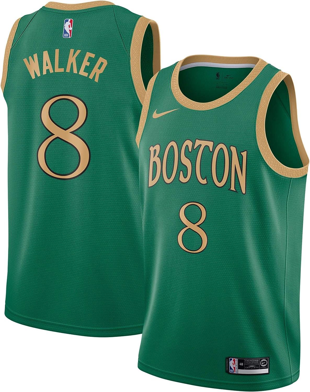 Nike Kemba Walker Boston Celtics #8 Youth 8-20 Green City Edition Swingman Jersey