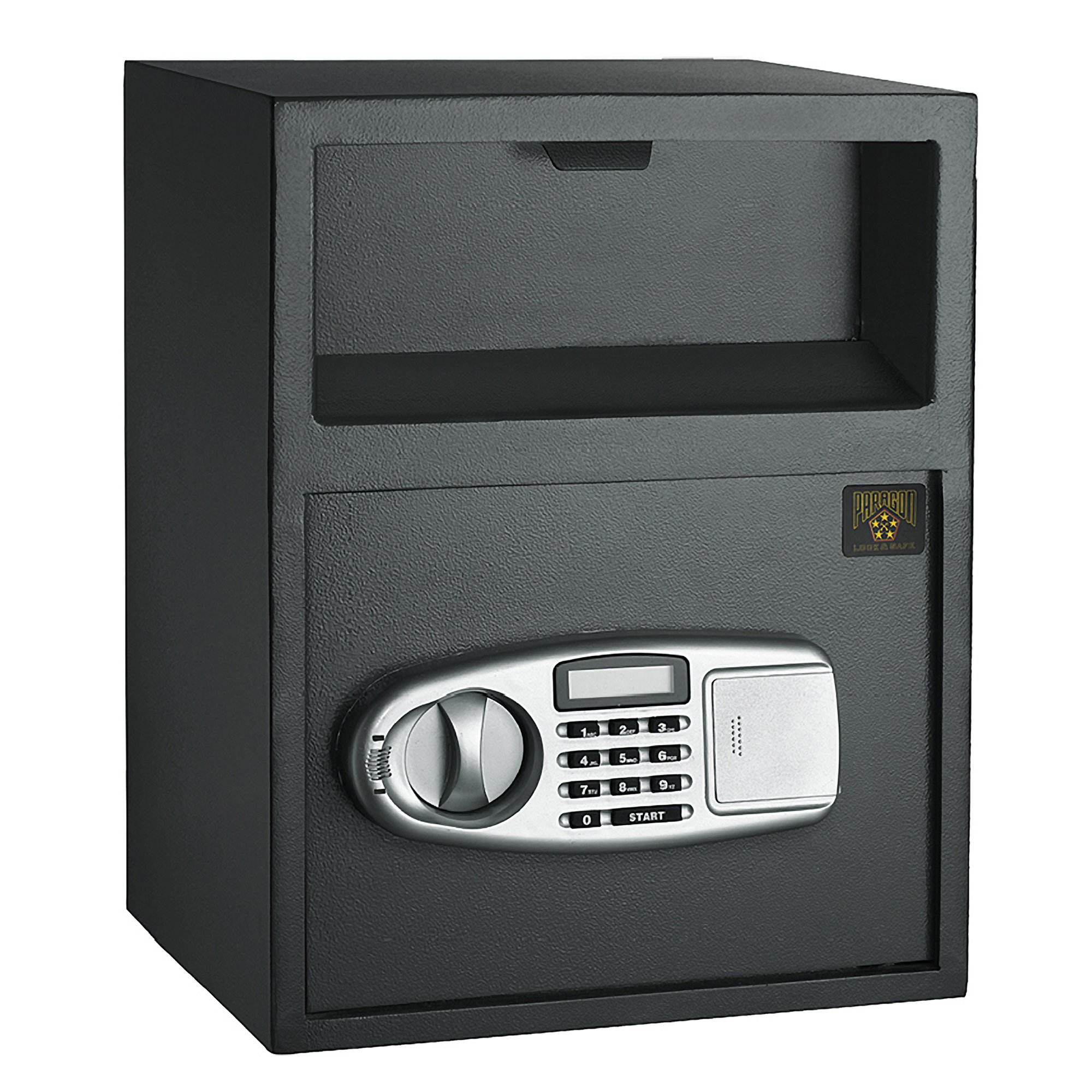 Paragon 7925 Digital Depository Safe .95 CF Front Load Cash Vault Drop Box