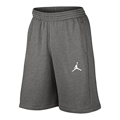 e9ff0c3ccc66b0 Amazon.com  NIKE Mens Jordan Flight Fleece Sweat Shorts  JORDAN  Clothing