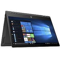 HP ENVY x360 13-ag0002na 13.3 Inch FHD Touch-Screen Convertible Laptop - (Black) (AMD Ryzen 5 Quad Core, 8 GB RAM, 128 GB SSD, AMD Radeon Vega 8 Graphics, Windows 10 Home)