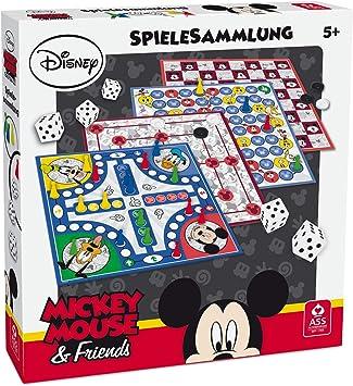 ASS 22500204 Disney Mickey & Friends juego de construcción: Amazon.es: Juguetes y juegos