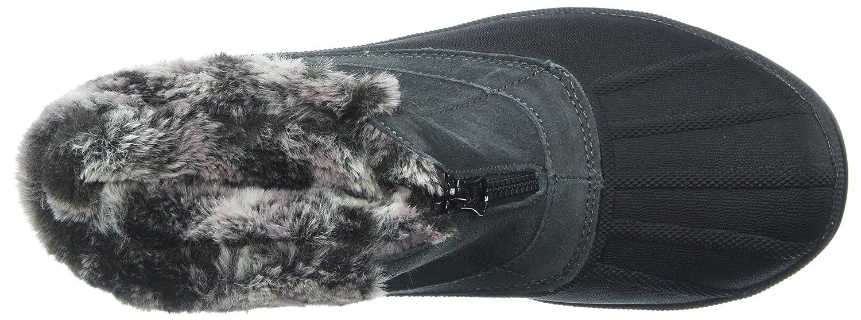 Propet Women's Lumi Ankle Zip Snow Boot B01MXSR64C 8.5 B(M) US|Grey