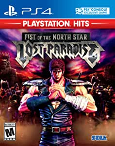 Fist of The North Star: Lost Paradise - PlayStation 4