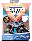 MJ New 2019 Monster JAM 1:64 Scale Megalodon