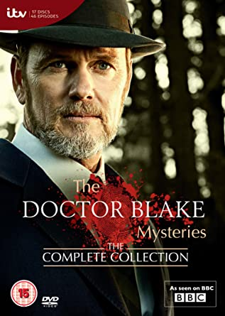 The Doctor Blake Mysteries Complete (Series 1-5 Plus Ghost Stories)