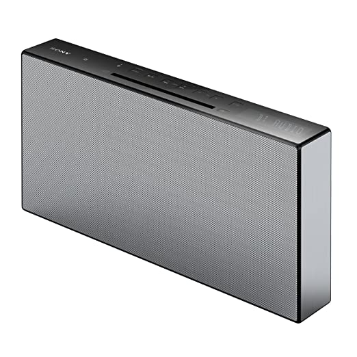 75 opinioni per Sony CMT-X3CD Sistema Micro Hi-Fi, Potenza 20W, Lettore CD, Radio FM, Bluetooth,