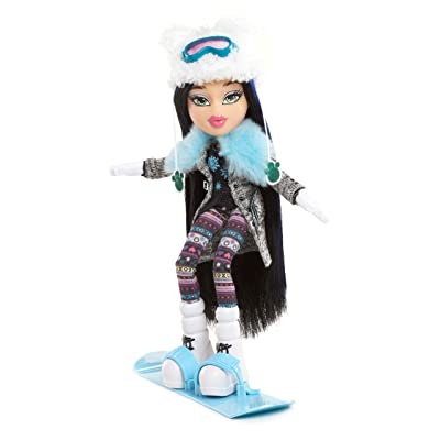 Bratz #SnowKissed Doll- Jade: Toys & Games