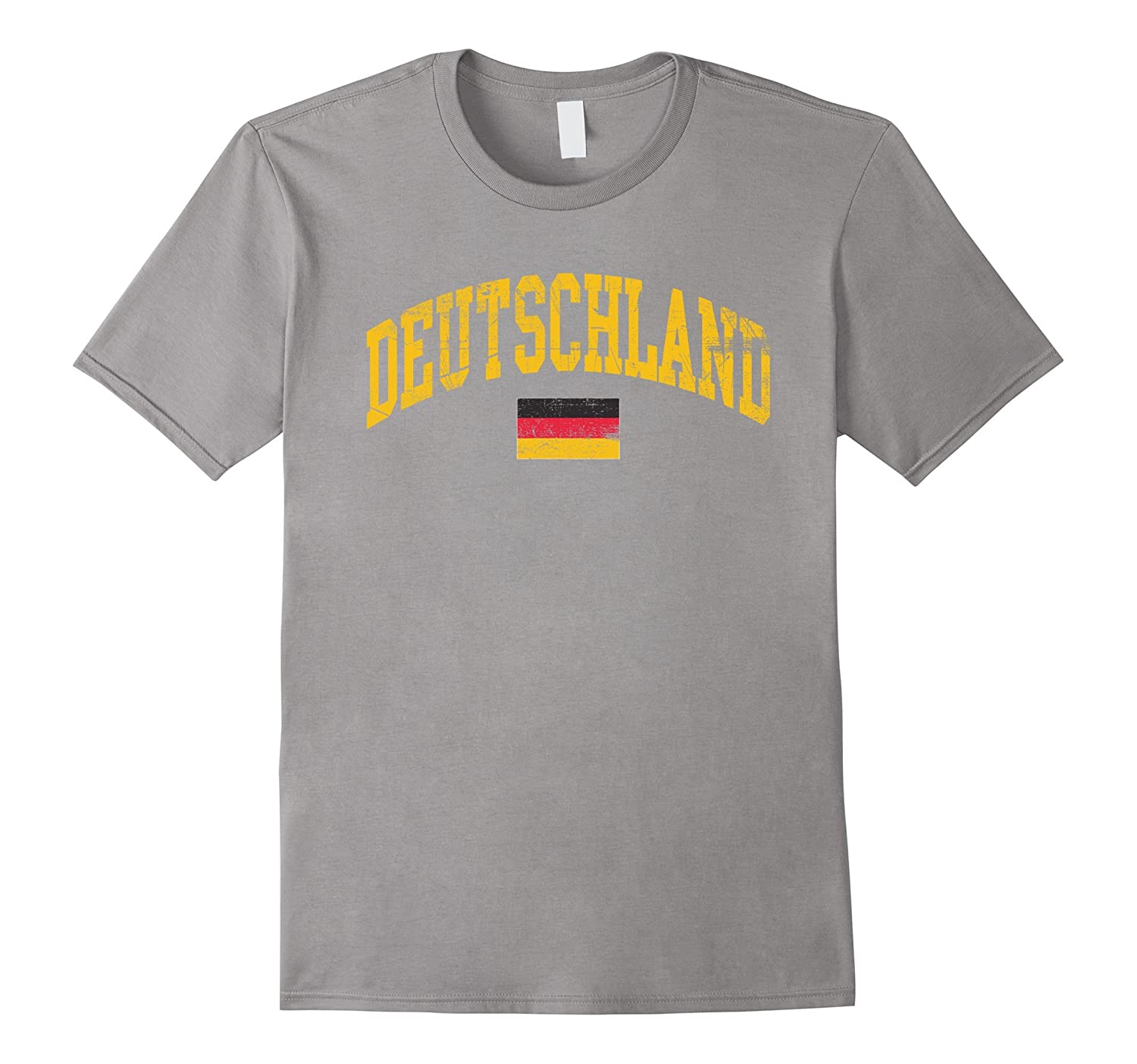 Deutschland Flag Of German Pride Germany Flag T-Shirt-CD