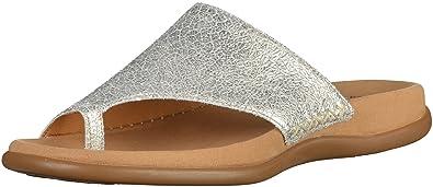 Gabor Shoes Damen Jollys Pantoletten, Blau (Nightblue), 37 EU