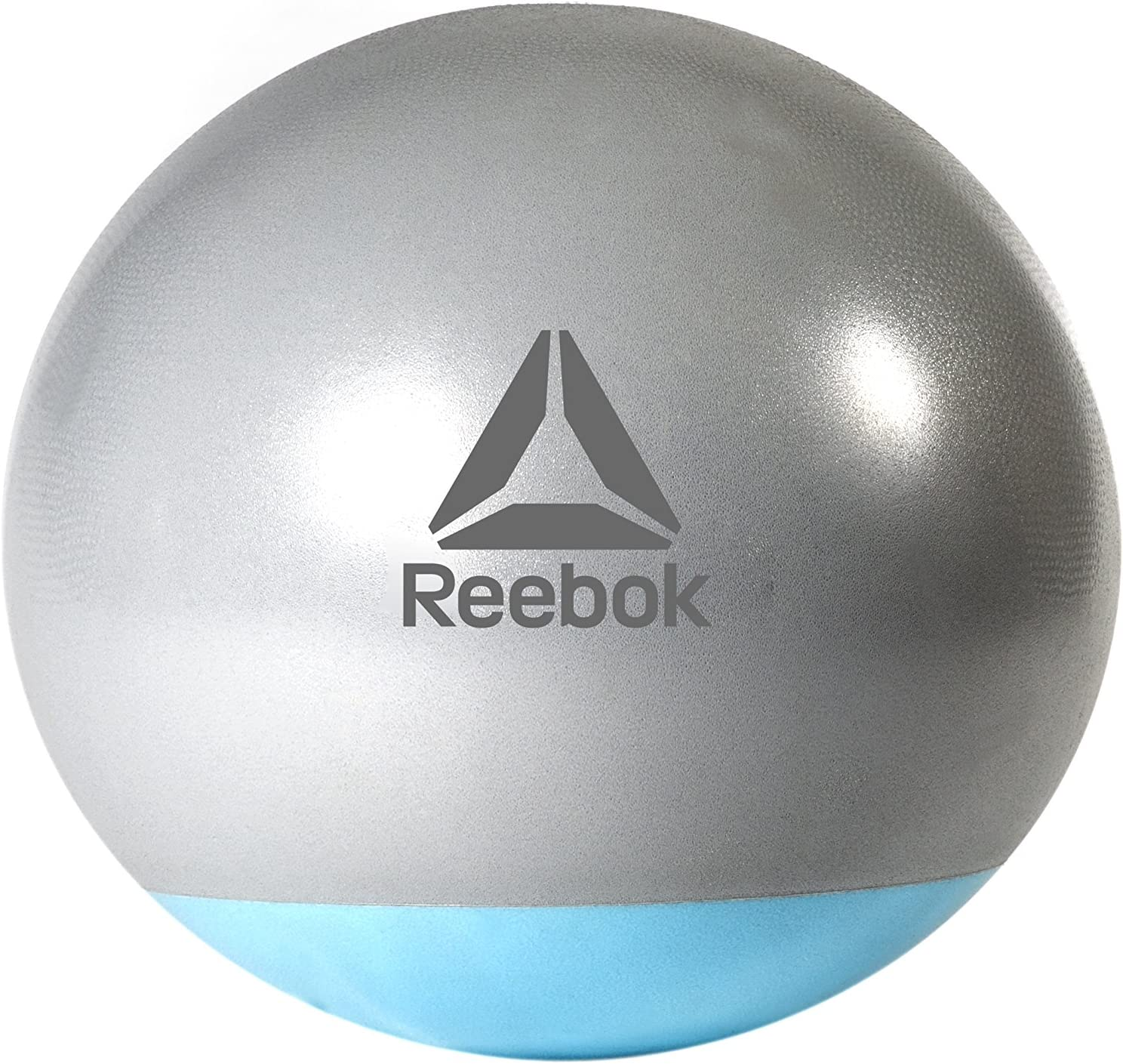 Reebok RAB-40016BL Pelota de Gimnasia, Unisex Adulto, Gris, 65 cm ...