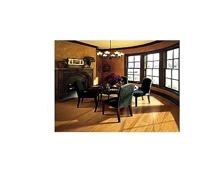 Traditional Living Blonde Oak Premium Laminate Flooring Amazon
