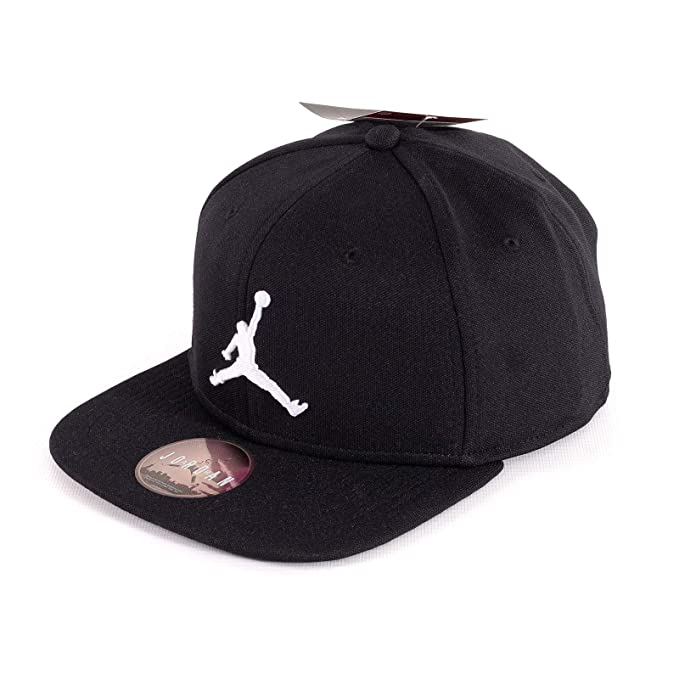 c6d44c40d2fc7 Amazon.com: Nike 861452-013 : Mens Jordan Jumpman Snapback Hat: Clothing