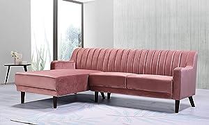 US Pride Furniture S0165-L Cheeseman 57.87