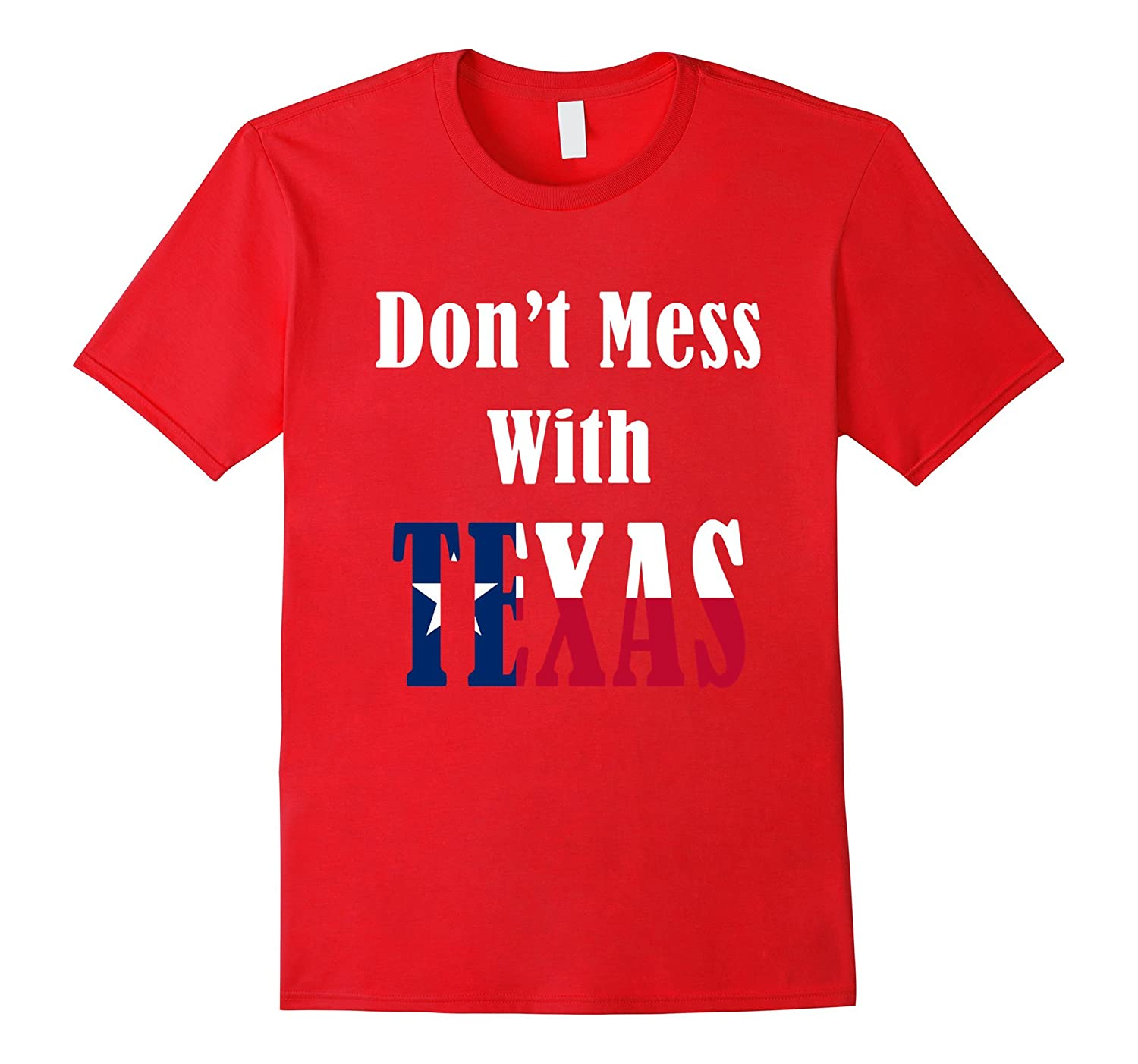 Texas T-Shirt Dont Mess with Texas-CD