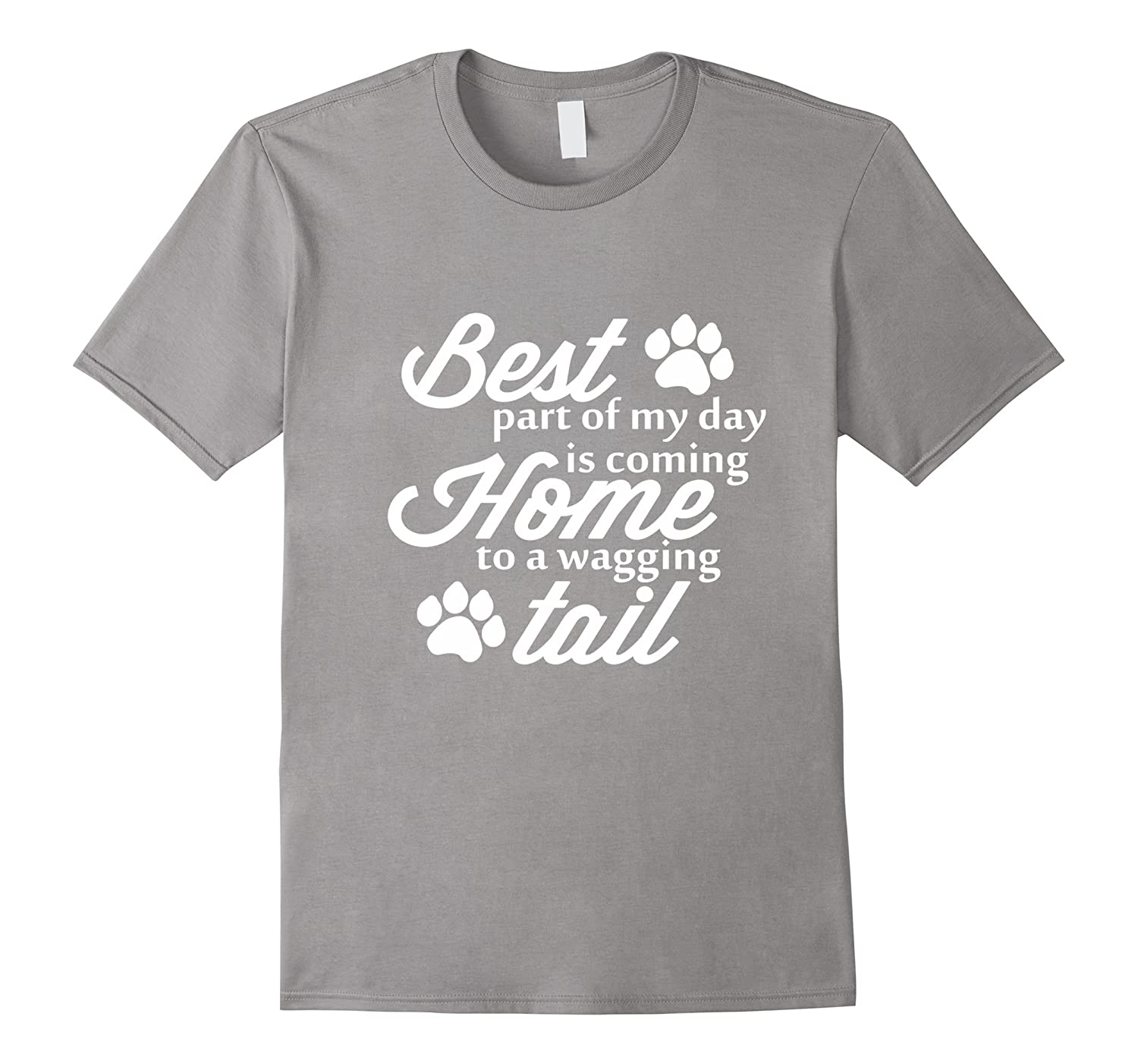 Awesome funny puppy love & dog mom papa friend gift t-shirt-CL