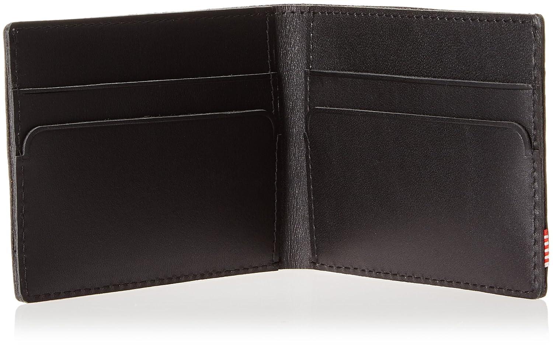 Mens Miles Premium Leather Wallet Herschel Supply Co