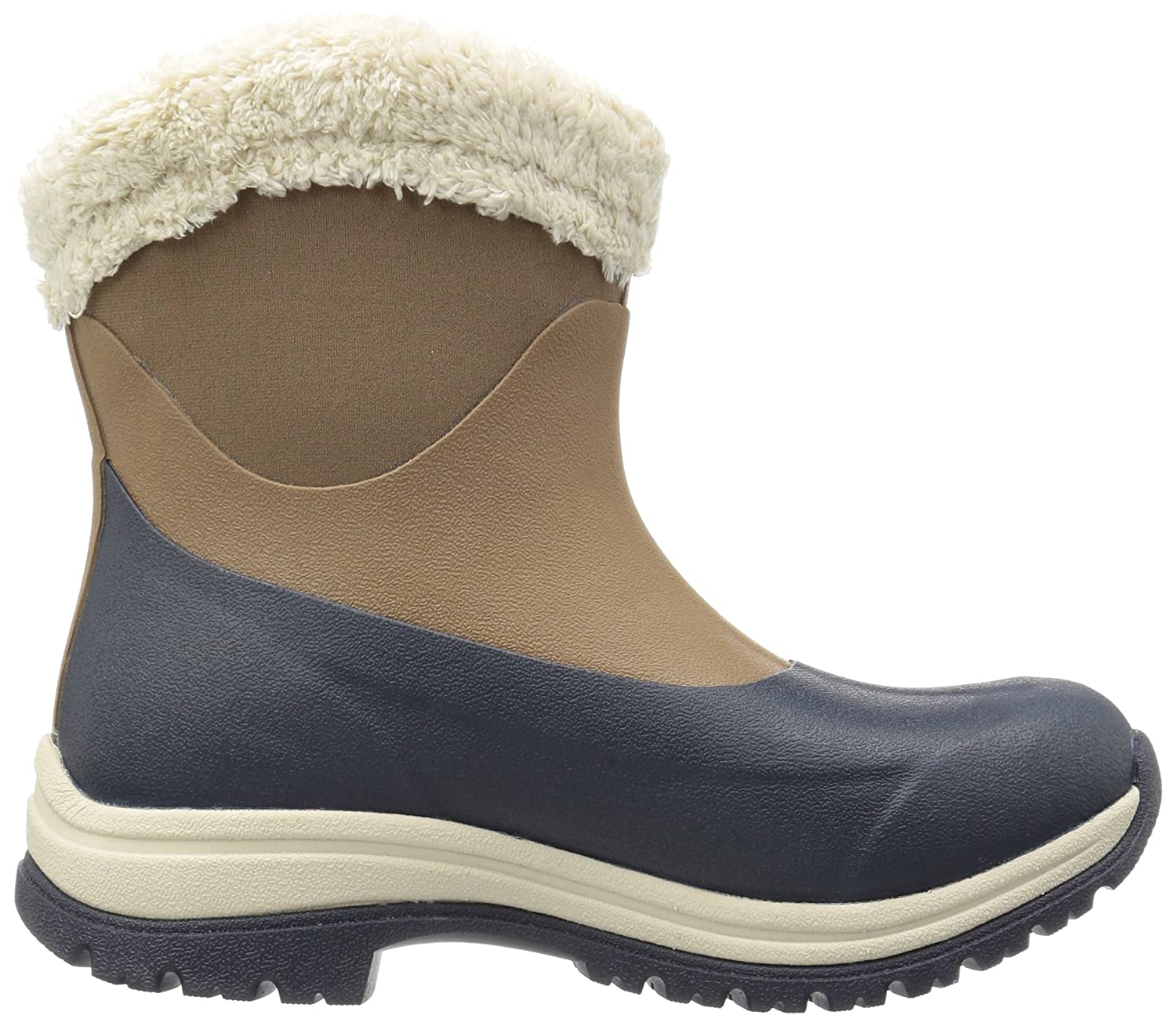 69b4bb853acf ... Muck Arctic Arctic Arctic Après Mid-Height Casual Slip-On Rubber  Women s Winter Boots ...
