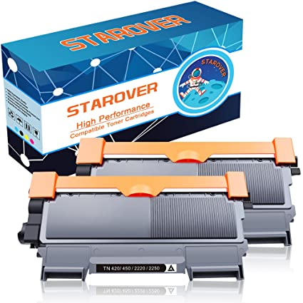 STAROVER Compatible cartucho de tóner de repuesto para Brother ...