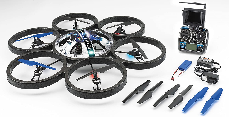 Revell - Hexatron FPV Hexacopter con radiocontrol  (23952)