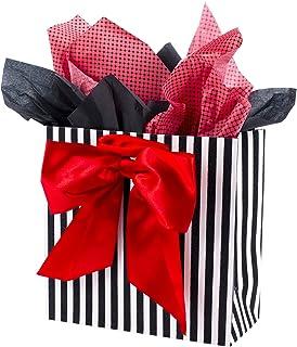 796dd2ebcbe6 Amazon.com  Hallmark Extra Large Valentine s Day Gift Bag with ...