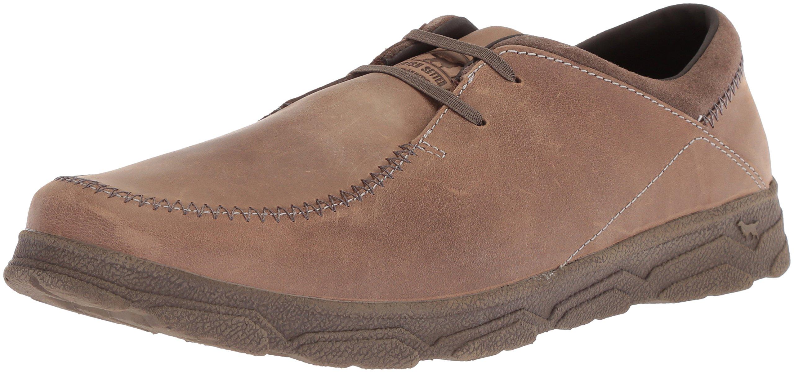 Irish Setter Men's Traveler 3812 Oxford Boot, Brown, 14 2E US