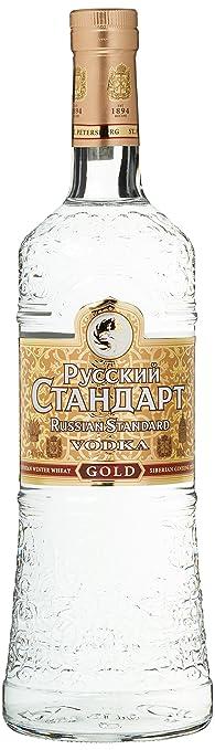 Russian Standard Gold Wodka (1 x 1 l)