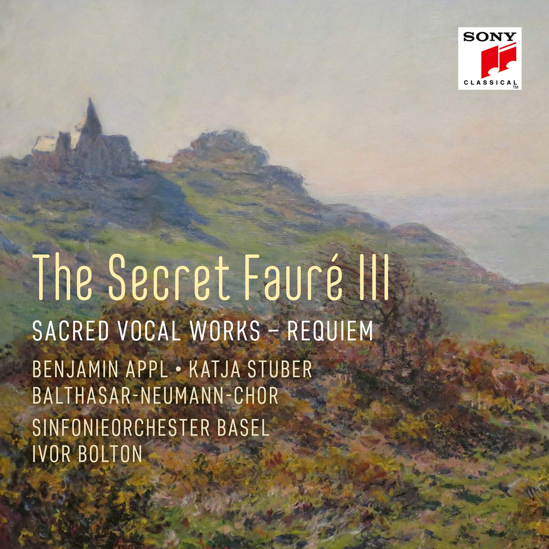Faure  Bolton  Sinfonieorchester Basel - Secret Faure 3 Sacred Vocal  Works - Requiem - Amazoncom Music