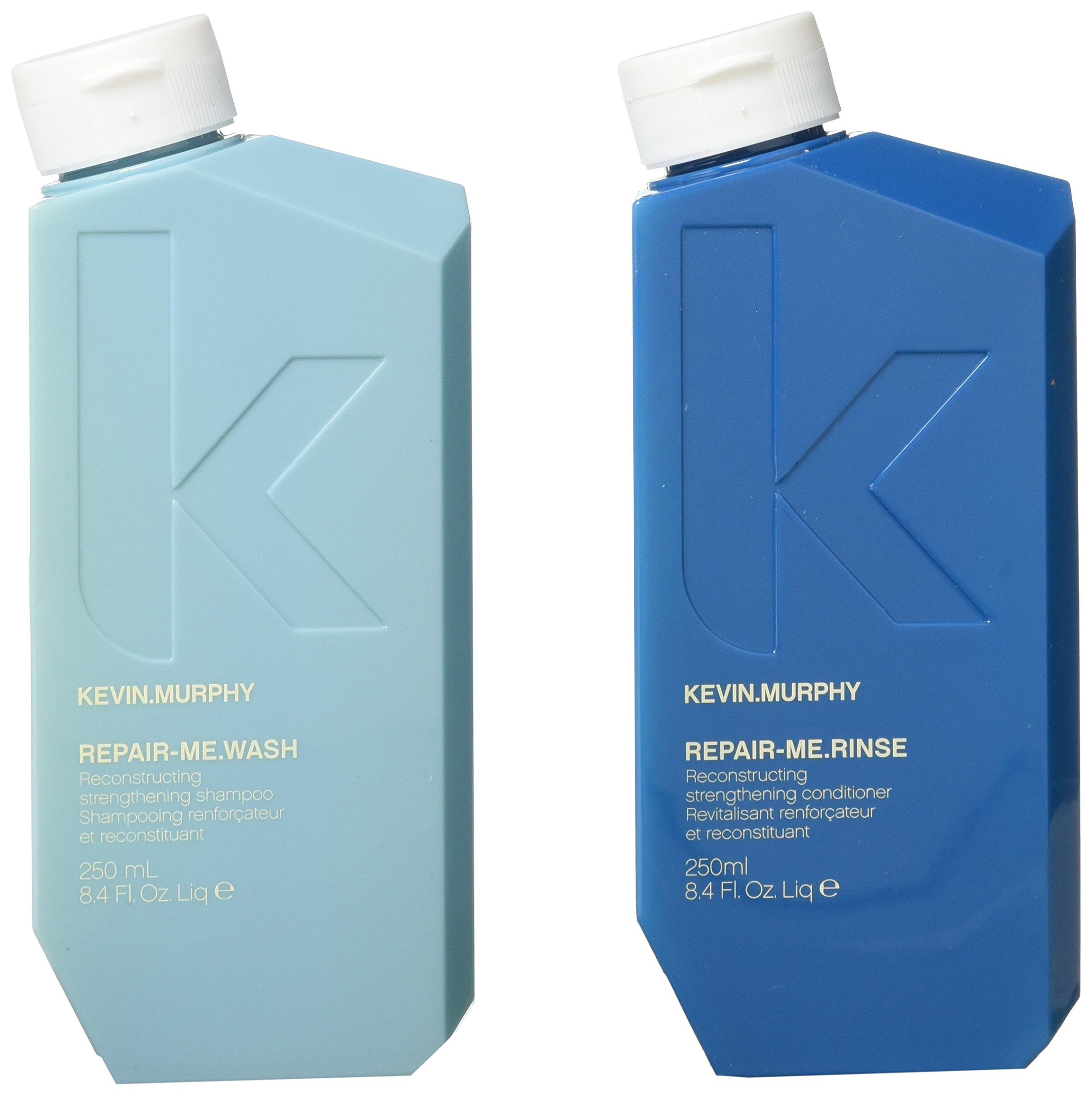Kevin Murphy Repair Me Wash & Repair Me Rinse Duo 8.4 oz by Kevin Murphy