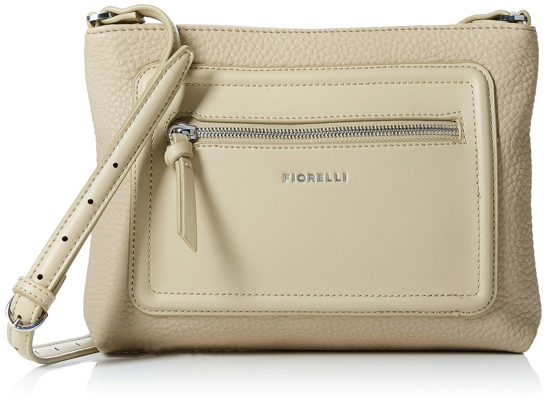 Fiorelli - Bella, Bolsas de tela y playa Mujer, Beige (Sand), 26.0x19.0x5.5 cm (W x H L): Amazon.es: Zapatos y complementos