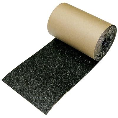 "XPEL Black Universal Bed Rail Guard (17' x 4"") Paint Protection Film Kit: Automotive"