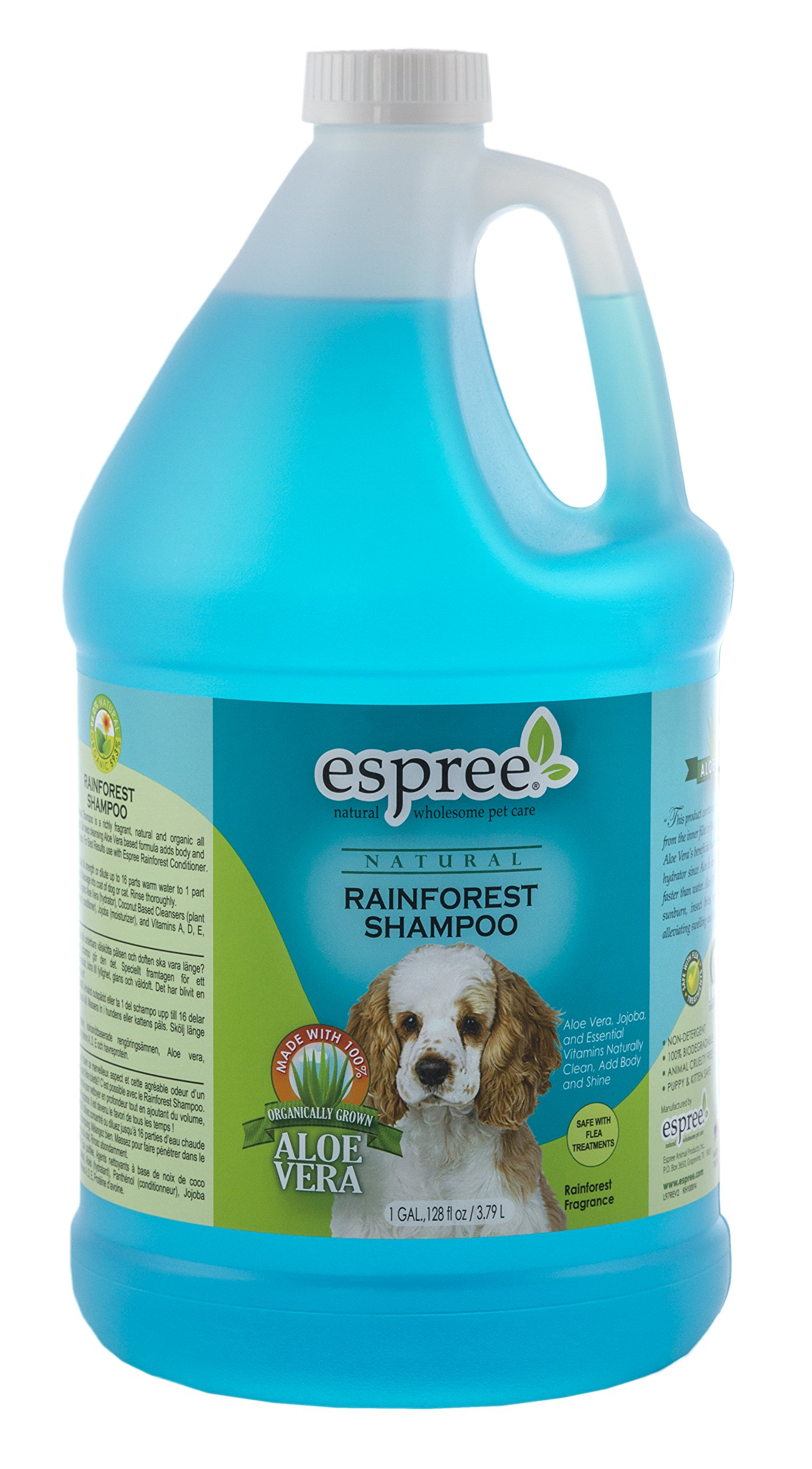 Espree Rainforest Shampoo, 1 gallon by Espree