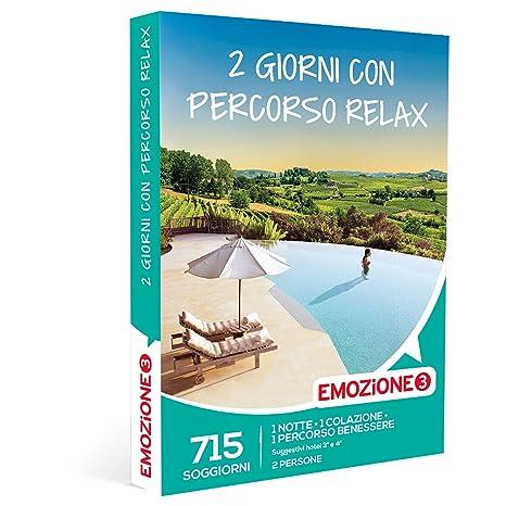 Emozione3 - Cofanetto Regalo - 2 Giorni con Percorso Relax - 715 ...