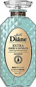 Moist Diane Perfect Beauty Extra Fresh and Hydrate Shampoo, 450ml