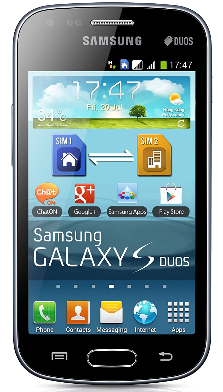 Samsung galaxy s duos s7562 full phone specifications - Amazon Com Samsung Galaxy S Duos Gt S7562 Gsm Unlocked Touchscreen 5mp Camera Smartphone White Cell Phones Accessories