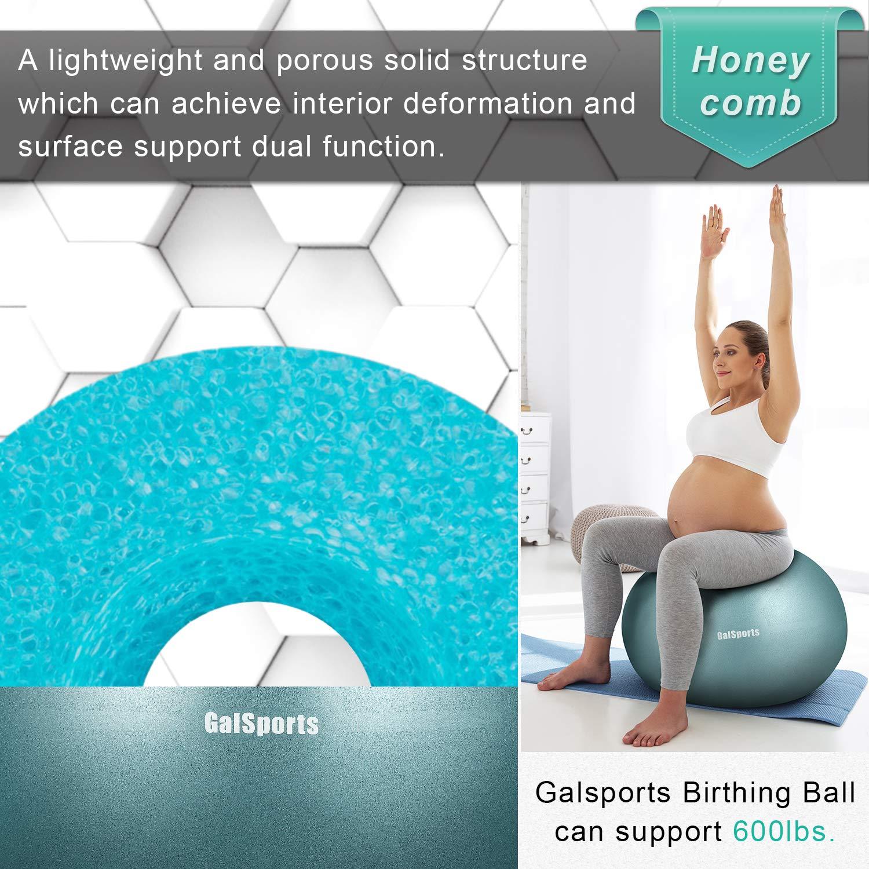 Amazon.com: Galsports - Balón de natación para embarazo ...