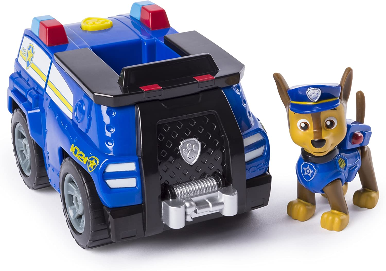 Paw Patrol 6024006 Ryders Rescue ATV Fahrzeug und Figur Ryder Beweglich