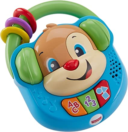 Amazon Com Fisher Price Laugh Learn Sing Learn Music Player Toys Games