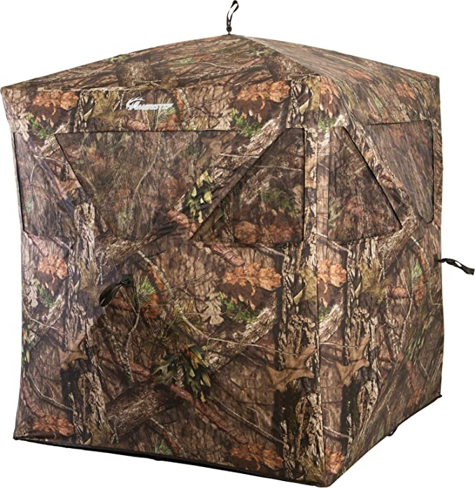 Best Ground Blind: Ameristep Care Taker Ground Blind