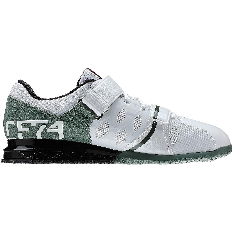 Reebok Lève Crossfit Plus 2,0 Chaussure Entraîneur Haltérophilie Hommes Blancs