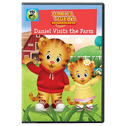 Daniel Tiger's Neighborhood: Daniel Visits the Farm DVD