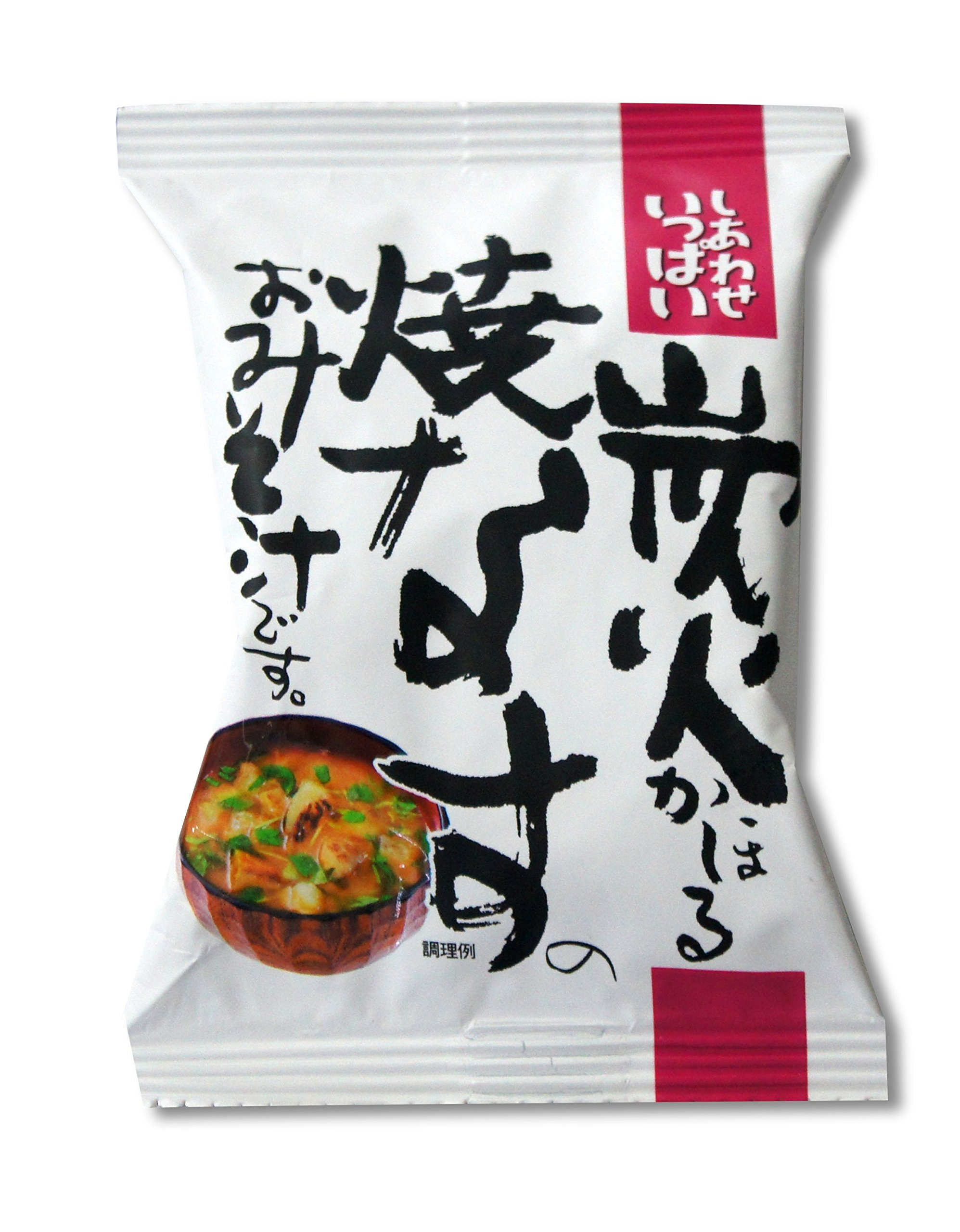 Cosmos food chemical seasoning additive-free miso soup 8.7gX10 bags of charcoal-grilled eggplant Kahoru